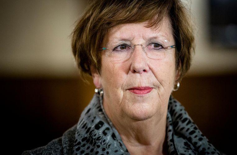 Annemarie Jorritsma Beeld null