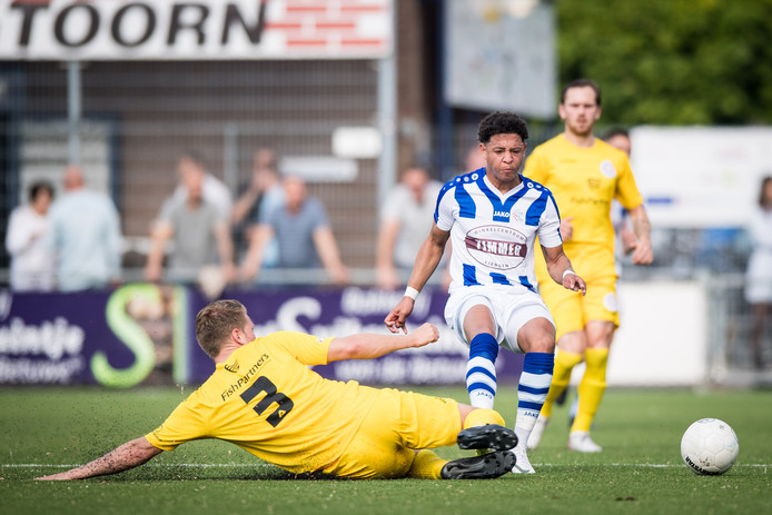 Archieffoto FC Lienden-IJsselmeervogels.