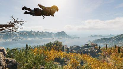 IN BEELD. 39 screenshots van onze redactie die bewijzen hoe adembenemend mooi het oude Griekenland is in 'Assassin's Creed Odyssey'