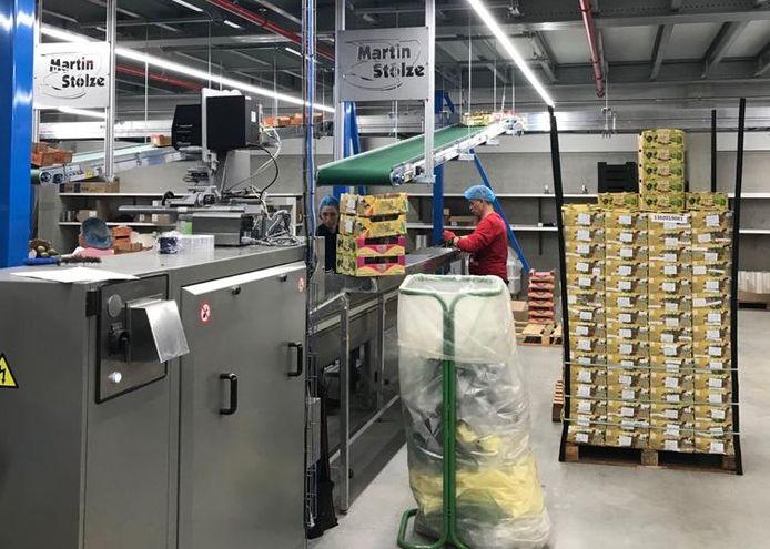 De fabriek van het door Kind Technologies in Eindhoven overgenomen bedrijf Martin Stolze.