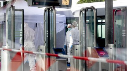 Verdachte (20) opgepakt na dodelijke steekpartij metro Rotterdam