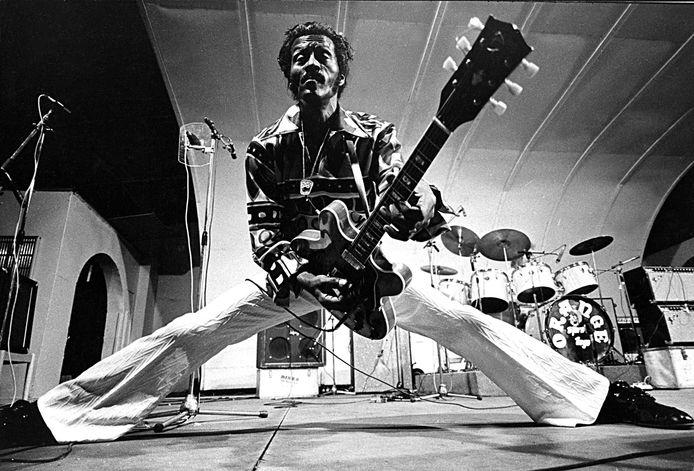 Chuck Berry .