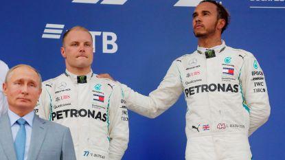 Hamilton zegeviert in Sochi na tactische race en straffe prestatie Verstappen, weer anonieme GP voor Vandoorne