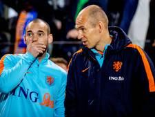 Robben wil rol bij zoektocht naar nieuwe bondscoach