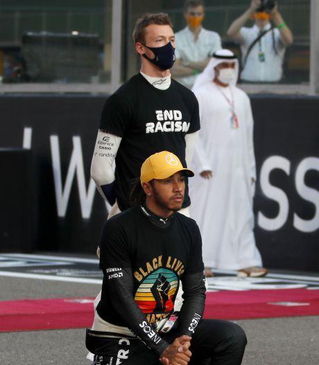 Sta op Sir Lewis: F1-kampioen Hamilton krijgt eindelijk zijn ridderschap