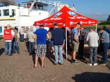 Helft personeel Scania in staking: opkomst hoger dan verwacht