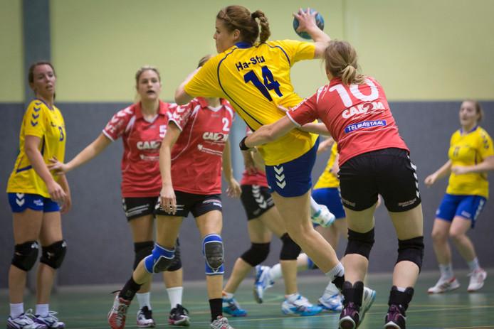 De handballers van Hastu komen in de problemen door de maatregelen van het RSC.