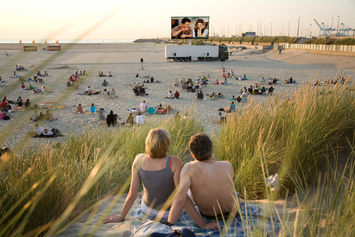 Voor Film op 't Strand is het aansluitingspunt duurzamer.
