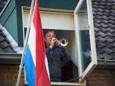 Osse trompettist tevreden met massaal geblazen signaal Taptoe