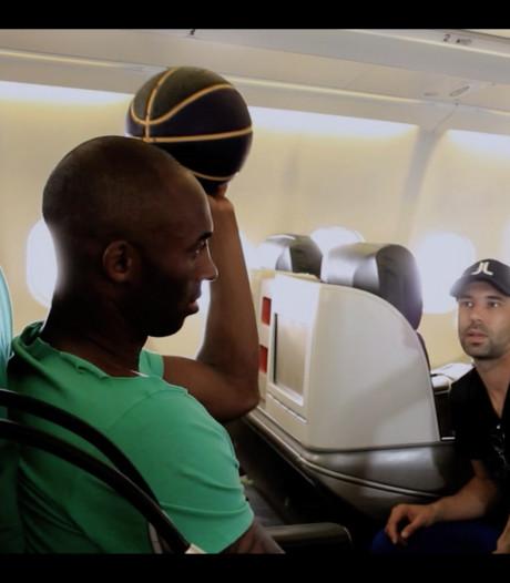 Nederlandse regisseur: 'Ik heb veel te danken aan NBA-legende Kobe Bryant'