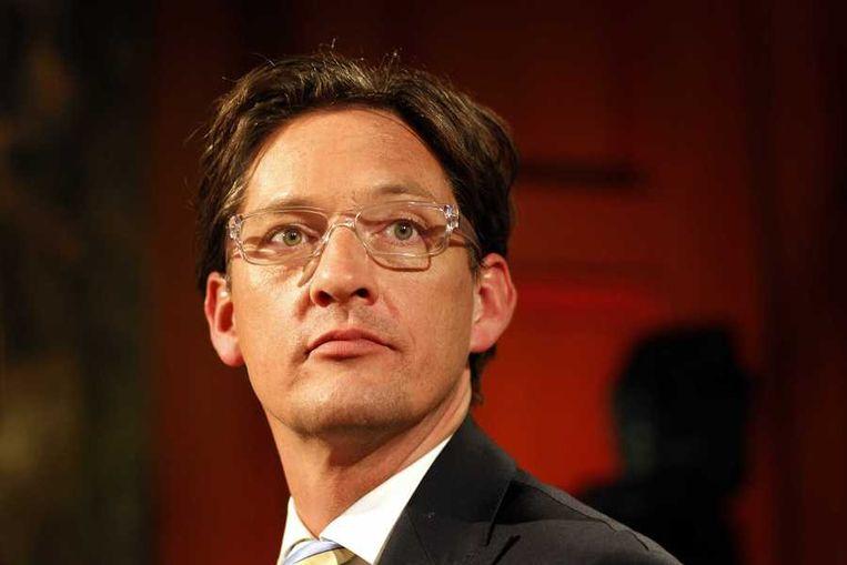 Leefbaar-lijsttrekker Joost Eerdmans Beeld anp
