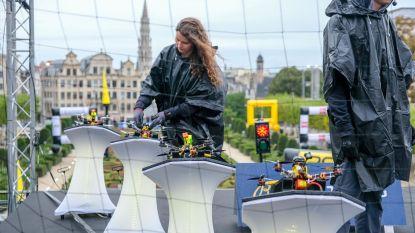Dronerace lokt 15.000 toeschouwers