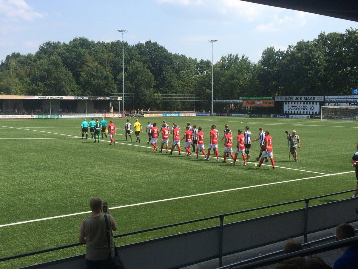 Gemert - Helmond Sport