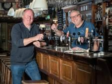 Kees en Onno van biercafé De Natte: buurmannen, vrienden, kroegbazen