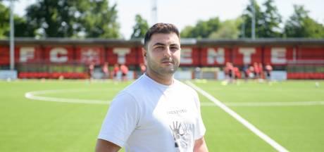 Ugur moest weg bij FC Twente: 'Heb een raar gevoel bij vertrek donkere trainers'