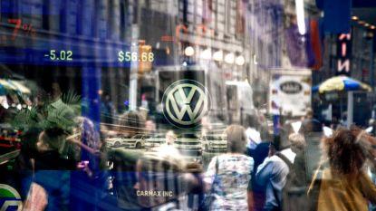 Volkswagen pleit schuldig en schikt voor 4,3 miljard dollar in VS