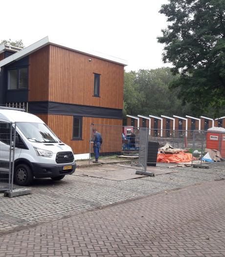 Aartshertogenpark Den Bosch snapt weinig van komst tijdelijke woningen