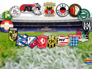 Overzicht transfers Eredivisie
