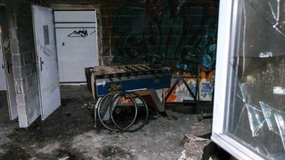 """Jongeren geschokt na brandstichting in hun jeugdhuis: """"Zelf geschilderd en ingericht"""""""