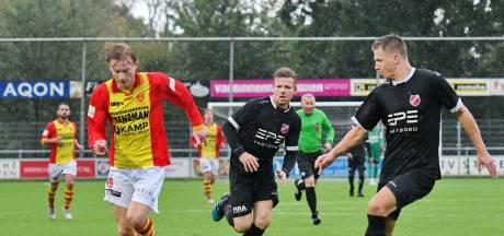 Clubtopscorer Van den Enk overtreft alle verwachtingen bij CSV Apeldoorn