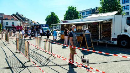 Donderdag opnieuw markt in Halle: alle maatregelen op een rijtje