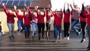 Vrije School Ruien kleurt rood voor Rode Neuzen Dag