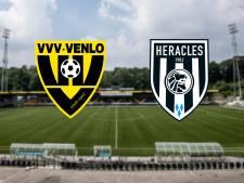 Heracles kan bij zege in Venlo flinke stap zetten richting play-offs