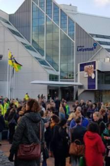 Gemeentehuis Lelystad ontruimd na vondst verdacht pakketje