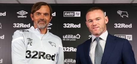 Cocu krijgt Rooney dit weekend naast zich op de bank: 'Hij wordt belangrijk voor ons'