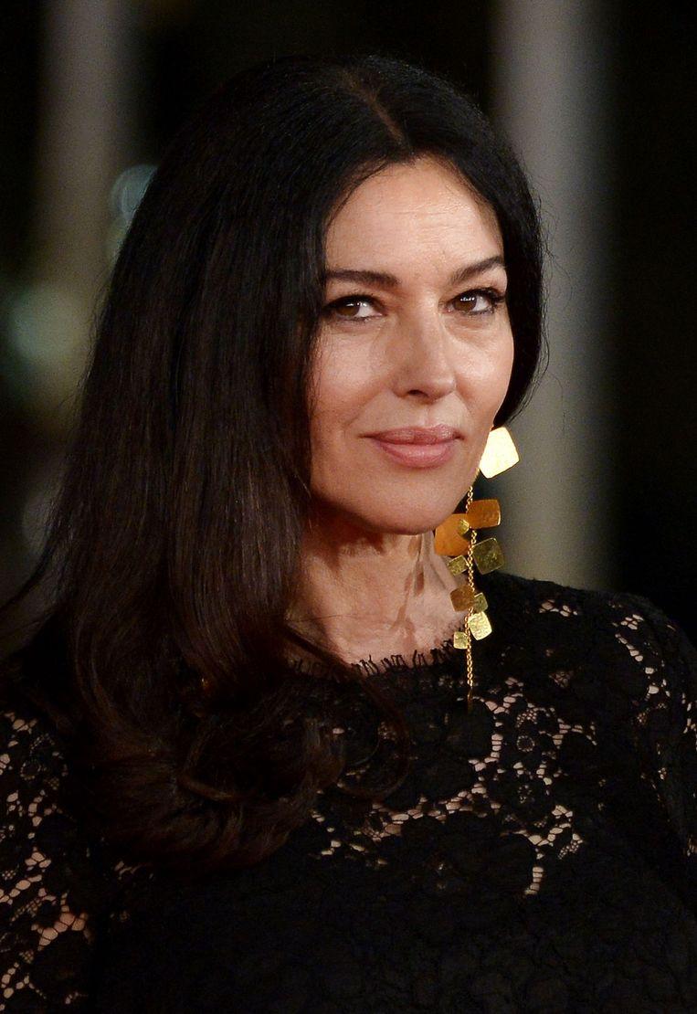 Monica Bellucci, Bond-girl, pardon, Bond-woman Beeld ANP