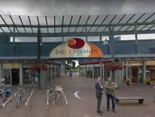 Winkelcentrum Snel en Polanen in Woerden uitgebreid