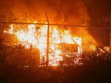 Vier auto's verloren door autobranden Oss