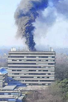 Brandveiligheid universiteit aangescherpt na brand in Spinozagebouw