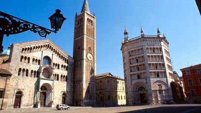 Parma: lekker en compact