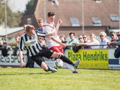 Voetbalclubs uit Arnhem blij met 'trek naar West', en derby's, Driel  wil terug naar Oost