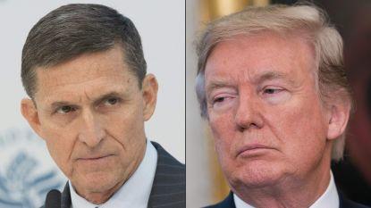 Flynn stopt overleg met advocaten Trump en dat kan slecht nieuws betekenen voor de president