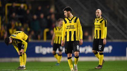 """Ayyoub Allach begrijpt onzekere eerste helft Lierse niet: """"We speelden niet tegen Barcelona, hé"""""""