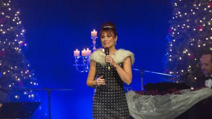 Lisa Del Bo geeft kerstconcert in kerk Poeke