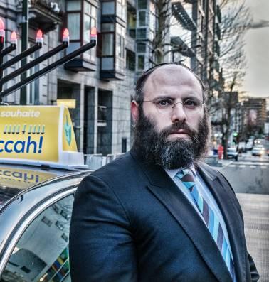 """""""Bijna dagelijks word ik uitgescholden"""": joodse Belgen bij de bangste van Europa"""