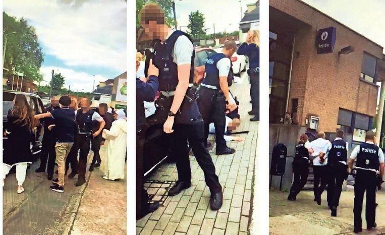 Politie controle loopt uit de hand - 4 6