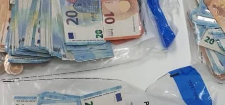 Drugs en groot geldbedrag in beslag genomen in Bredase wijk Hoge Vucht