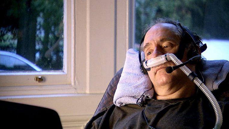 De 59-jarige Craig Ewert leed aan een dodelijke spierziekte. Foto AP/Sky Real Lives/PA Beeld
