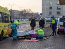 Eerste slachtoffer door gladheid een feit: man breekt been na val in Breda
