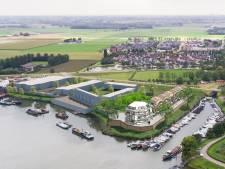 Groen licht voor bouw 100 woningen in buitengebied Woudrichem