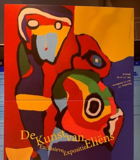 Grote kunstenaars bij Eliëns Interiors in Eindhoven
