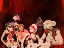 Onderscheiding voor artistiek leider poppenfestival Meppel