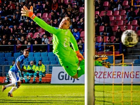 Pasveer in doel Vitesse: Bekerduel moeilijkste om te spelen