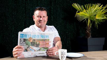 """Lezer bij het ontbijt: Kurt (53) uit Zelzate """"Voor corona was ik nooit thuis in het weekend"""""""