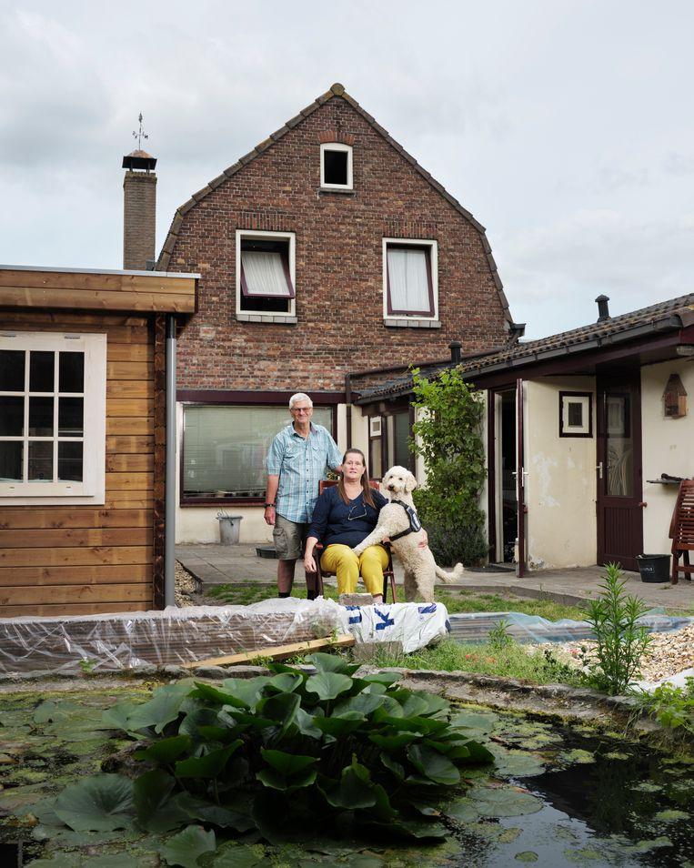 Christina van den Ouden-Rozengarden Beeld Erik Smits