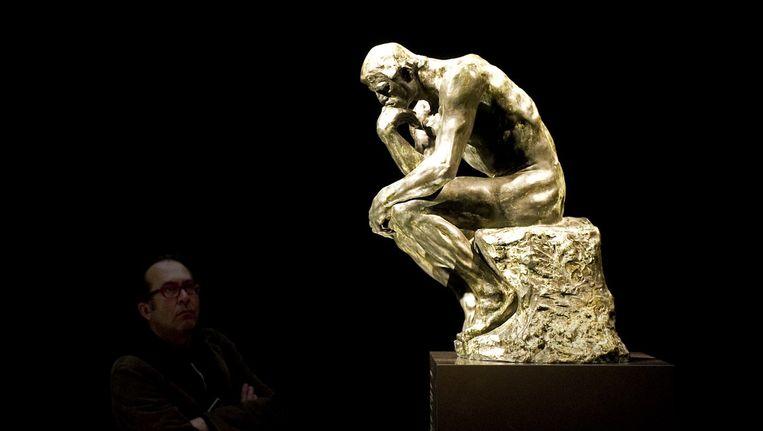De Denker, van de ontwerper Auguste Rodin. Beeld Toussaint Kluiters / ANP